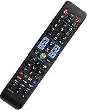 General Remote Control for Samsung UN75J630DAFXZA UN50J620DAFXZA UN40H6400AFXZA UN65H8000AFXZA UN55H8000AFXZA UN24H4000AF UN50H5500AF UN48H5500AF UN75F7100 UN65F7100 UN60F7100 Smart 3D LED HDTV TV