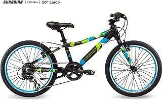 Guardian Kids Bikes Original. 16/20/24 Inch, Multiple Colors for Boys/Girls. Safer Brake System for Kids. Lightweight Aluminum Construction. Easy Assembly. ASO SharkTank.