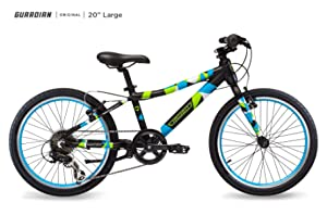 Best 20-inch Kids Bikes for Ages 6 to 8 Guardian Original - Best Braking System