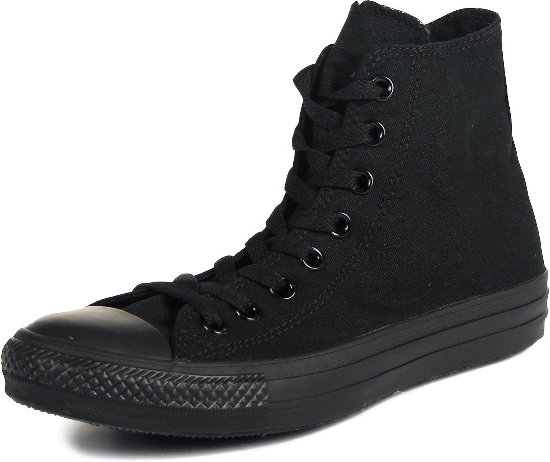 Converse Chuck Taylor All Star High Top Core colors (11 D(M), Black Monochrome)