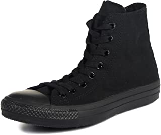 Converse Chuck Taylor All Star High Classic CTAS Hi Sneaker en Toile Unisexe avec des Autocollants de 7kmh