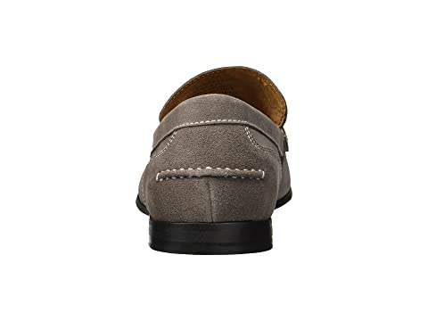 Clearance Choice Kenneth Cole Reaction Crespo Loafer Grey Suede Cheap Sale Nicekicks Free Shipping Amazing Price Sale From UK Buy Cheap Extremely 3D13JiGPg