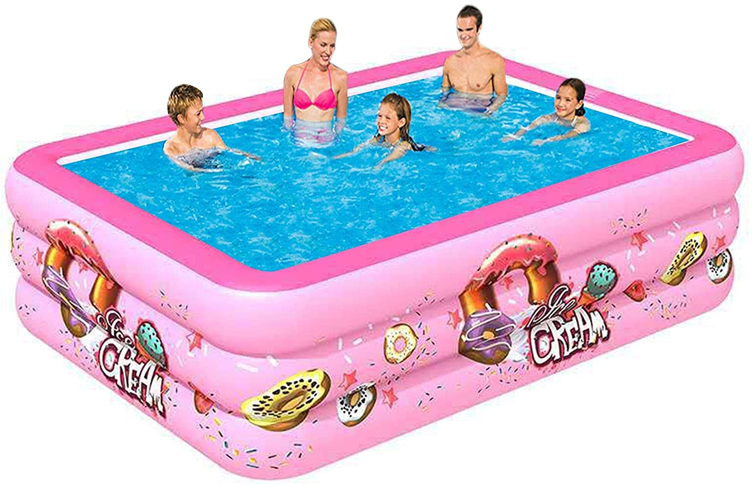 SAMBOR Paddling Inflatable Pool Special Campaign Baby for I Kids specialty shop