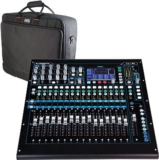 Allen & Heath QU-16C 16-Channel Digital Mixer w/ Gator Bag