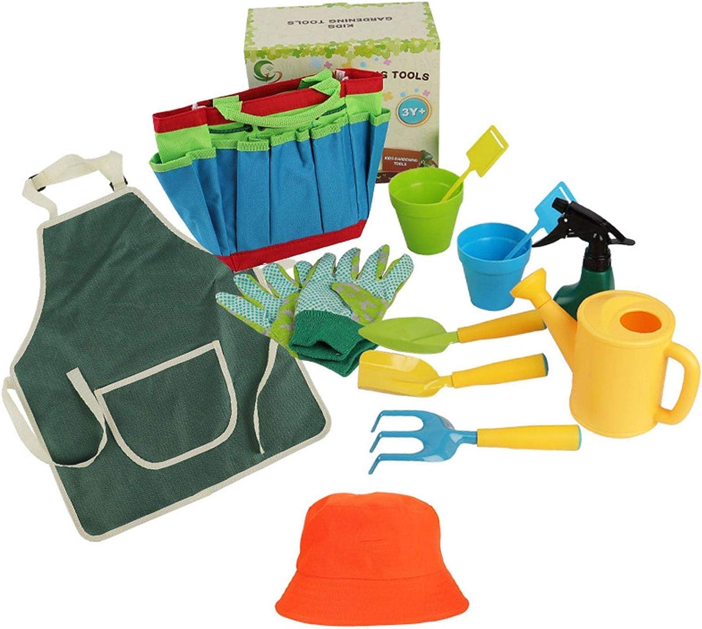 Over item handling Denpetec Kids Recommendation Gardening Tools Set Childrens with W Garden
