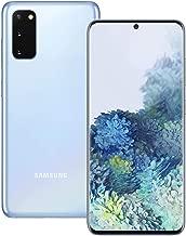 Samsung Galaxy S20 (5G) 128GB SM-G981B Factory Unlocked Smartphone - International Version (Cloud Blue)