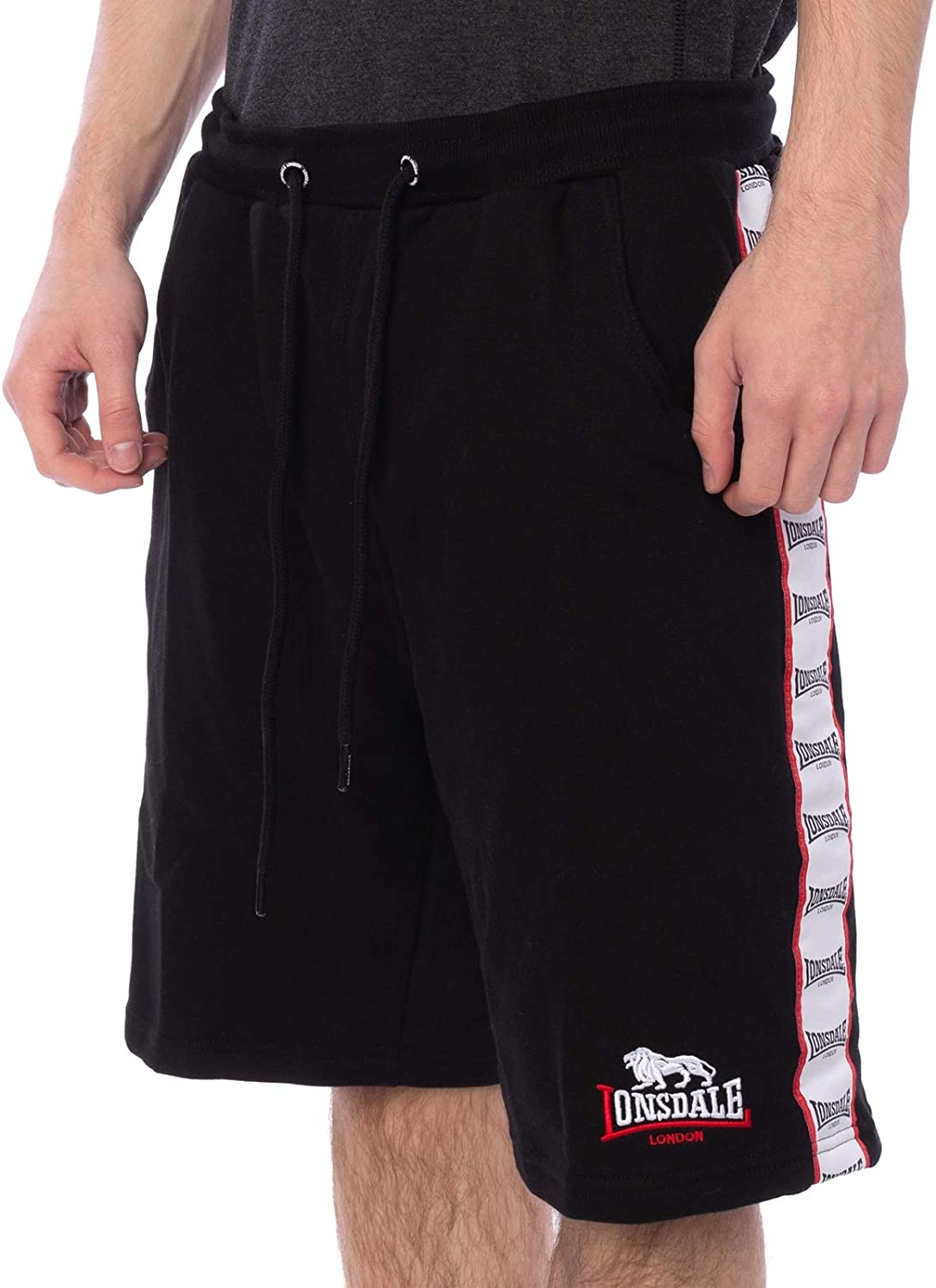 Direct sale of manufacturer Very popular Lonsdale Men Sweat Shorts Lutton