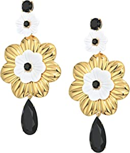 Kate Spade New York Posy Grove Statement Earrings