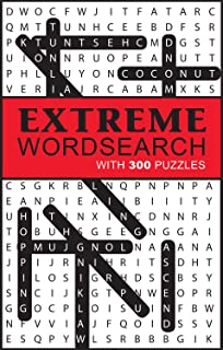 Extreme Wordsearch (Puzzle Books)