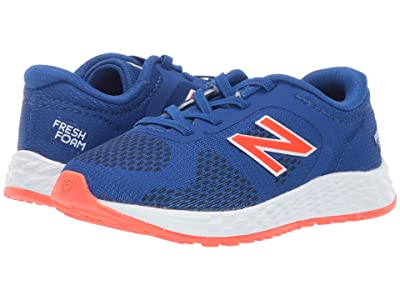 New Balance Kids IAARIv2 (Infant/Toddler) (Team Royal/Alpha Orange) Boys Shoes