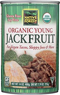 Native Forest Organic Young Jackfruit 14 Ounce –  Pack of 6