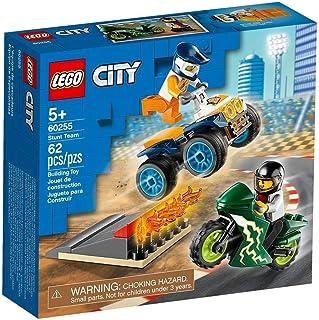 LEGO City Nitro Wheels Stunt Team for age 5+ years old 60255