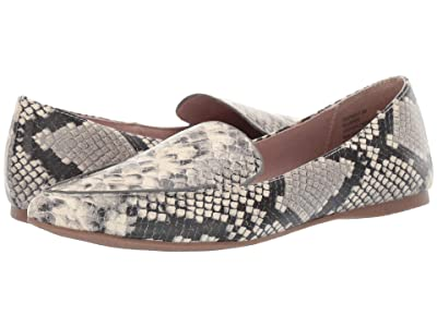 Steve Madden Feather Loafer Flat (Snake) Women