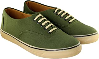 Blinder Men's Sneakers-9 UK/India (43 EU) (vd-Green-9)
