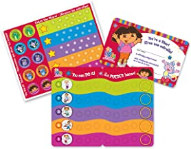 Ginsey Dora Potty Reward Stickers (Discontinued by Manufacturer)