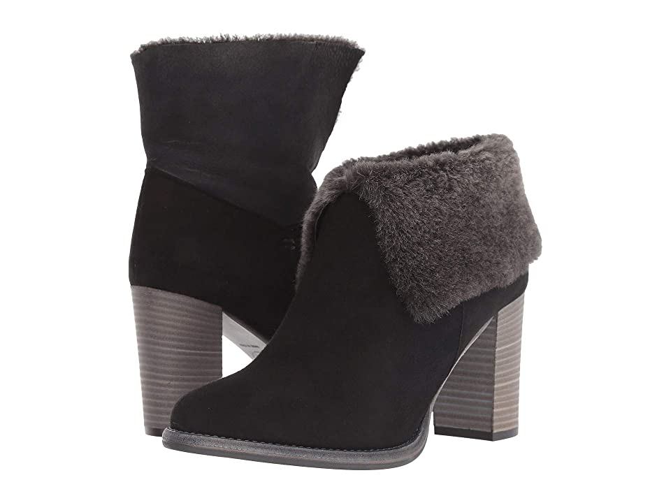 Ross & Snow Angelina Bootie (Anthracite) Women