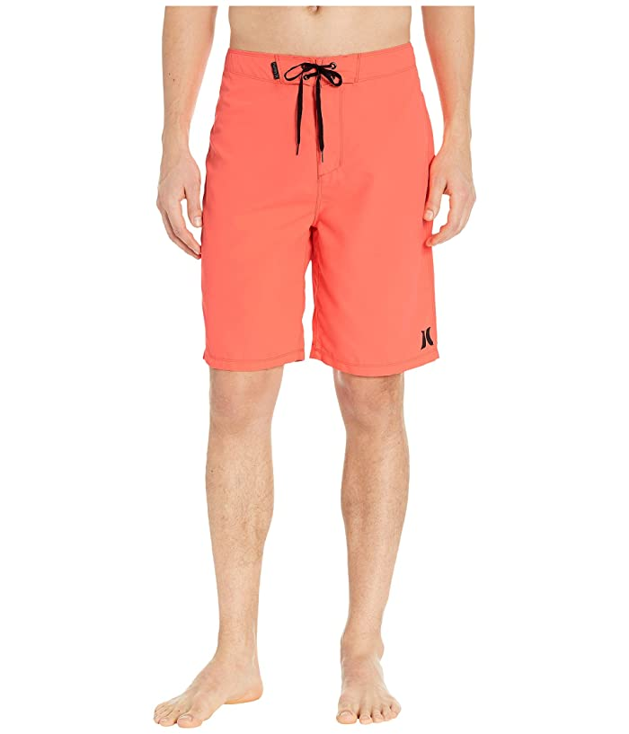 Hurley One Only 2.0 21 Boardshorts (Hyper Crimson) Men
