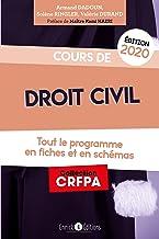 Livres Cours de droit civil : Tout le programme en fiches et en schémas PDF