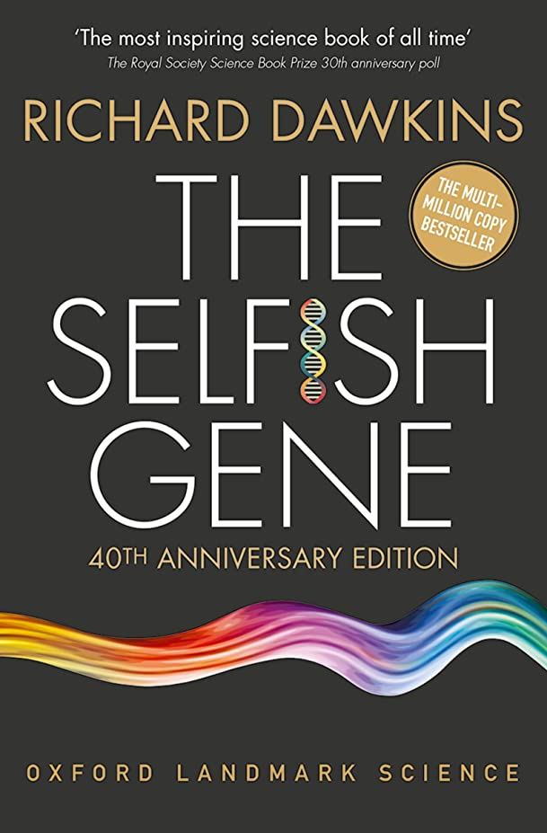締め切り瞑想叙情的なThe Selfish Gene: 40th Anniversary edition (Oxford Landmark Science) (English Edition)