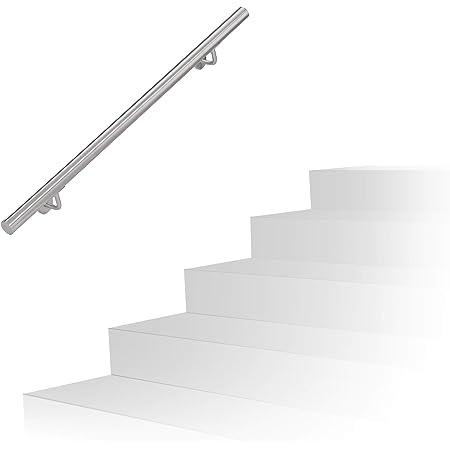 SurePromise Lot de 10 supports de rampe descalier avec support de base pour balustrade Fixation murale