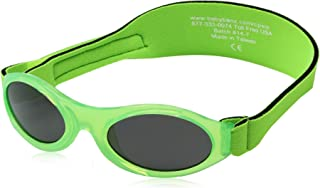 Adventure KidZ BanZ Sunglasses, Key Lime Green