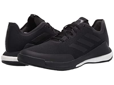 adidas Crazyflight (Core Black/Night Metallic/Core Black) Women