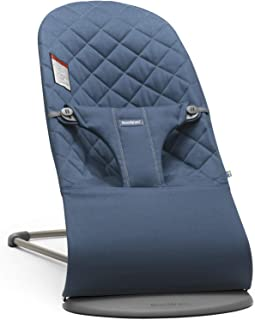 BabyBj�rn Bouncer Bliss, Cotton, Midnight Blue (006015US)