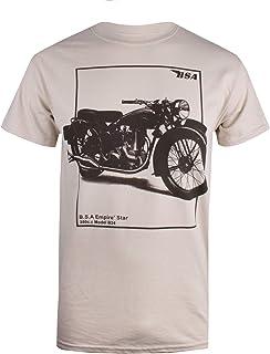 BSA Motocycles Men's Empire Boxed T-Shirt