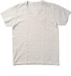 (ベルバシーン) Velva Sheen V-NECK POCKET TEE VネックポケットTシャツ