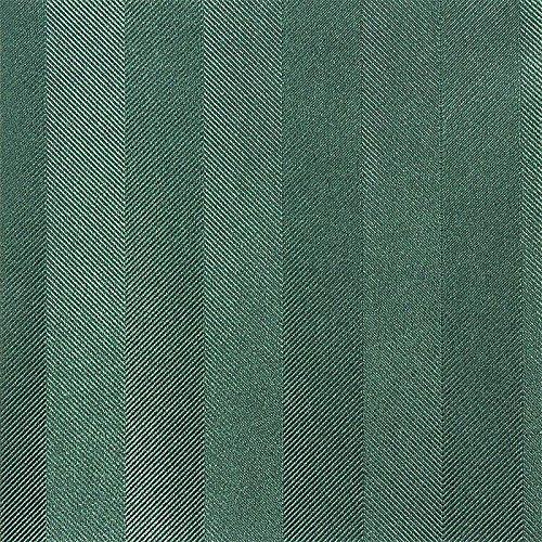 Diseño faltpapiere, 10x 10cm, diseño de rayas, 100hojas de papel, color verde oscuro, para diferentes técnicas plegable, Origami, papel para manualidades, DIY, arte, artesanía