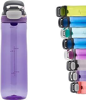 Contigo Cortland Autoseal Water Bottle, Large BPA Free Drinking Bottle, Leakproof Gym Bottle, Dishwasher Safe, Ideal for S...