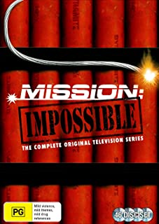 Mission Impossible: The Original Television Series (DVD)