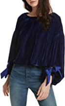 Free People Womens Gimme Some Lovin Pullover Blouse