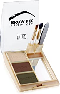 Milani Brow Fix, Dark, 0.15 Ounce
