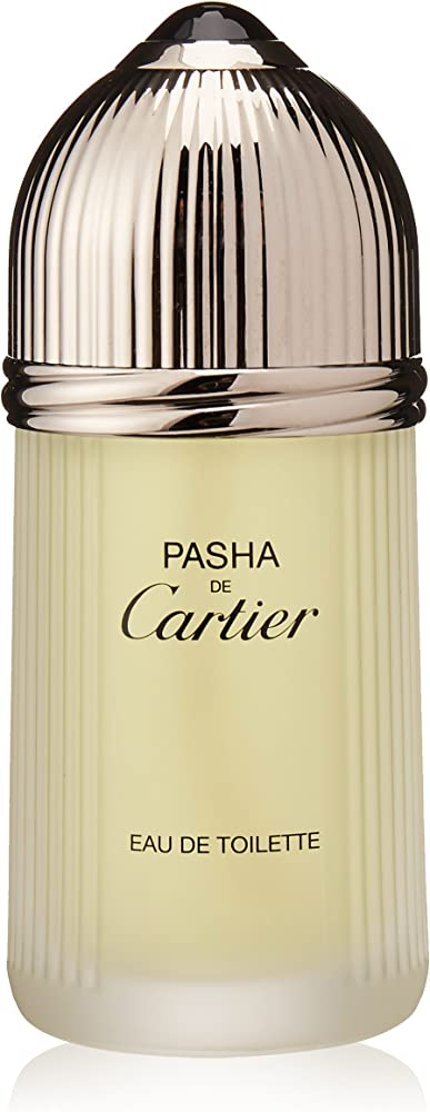 Cartier pasha eau de toilette unisex  - 100 ml spray 3.43224E+12