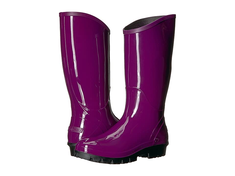 Columbia Rainey Tall (Dark Raspberry/Black) Women