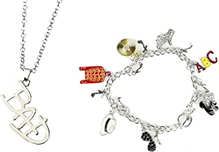 for Cosplay Michael Jackson Bracelet and Necklace Bracelets Michael Jackson Cosplay Accessories