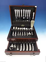 Francis I by Reed & Barton Sterling Silver Flatware Set For 8 Service 52 Pcs