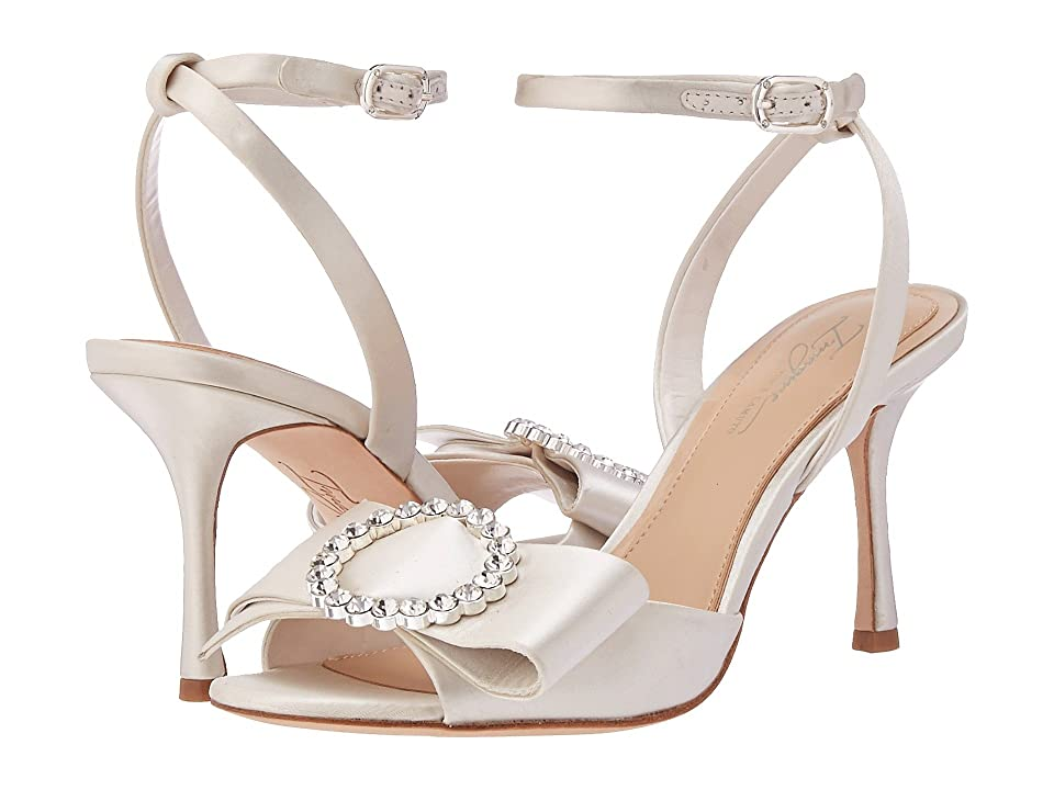 Imagine Vince Camuto Belia (Ivory Deluxe Satin) High Heels