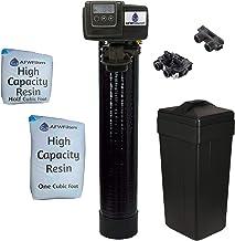 Fleck 5600SXT 48,000 Grain Water Softener Digital SXT Metered Whole House System