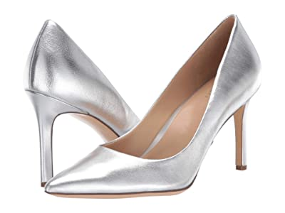 Naturalizer Anna (Silver Metallic Leather) Women