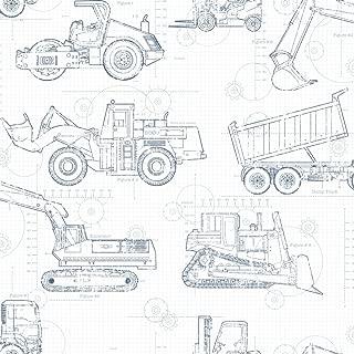 Best construction blueprint wallpaper Reviews