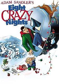 Adam Sandler`s Eight Crazy Nights