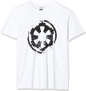 Star Wars Distressed Empire Logo Maglietta Uomo