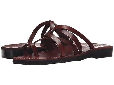 Jerusalem Sandals Ariel Womens (Brown) Women