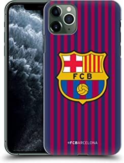 Official FC Barcelona Home 2018/19 Crest Kit Hard Back Case Compatible for iPhone 11 Pro Max