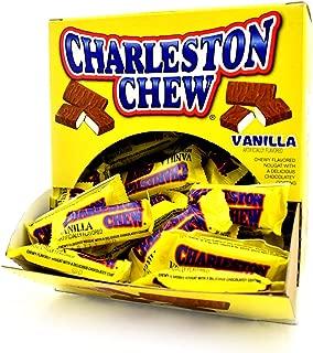 Charleston Chew Snack Bars in Easy Open Box, 96-Count
