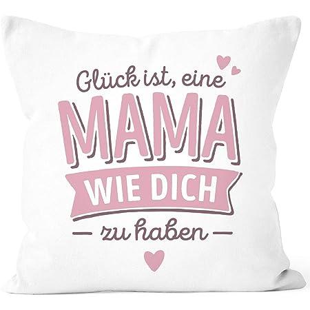 Mama dich noch zu besser kissen haben als zur Personalized pillow