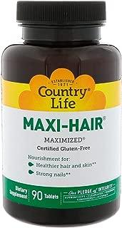 maxi hair vs biotin