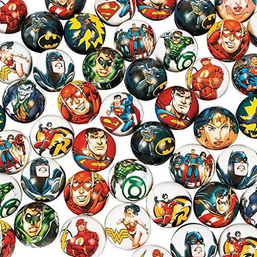 Elfen und Zwerge 6 x Bälle Superhelden Kindergeburtstag Kinderparty Superheldenparty Mitgebsel Mitbringsel Adventskalender